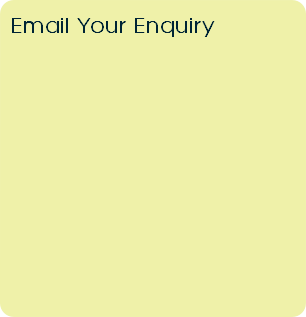 Email Your Enquiry